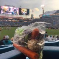 Football, Friends, Fun And FOOD!