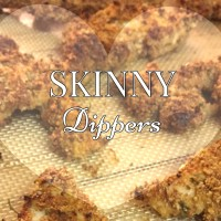 Skinny Dippers. The Best Baked Chicken Nuggets!