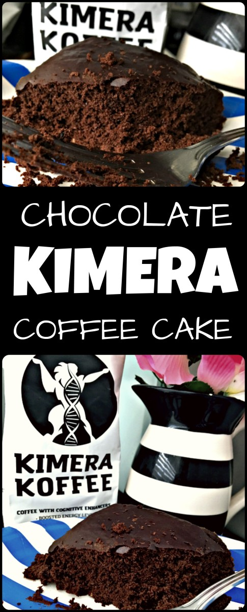 Chocolate Kimera Coffee Cake With Nootropics!
