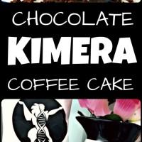 Chocolate Kimera Coffee Cake With Nootropics!