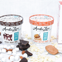 Product Review! The NEW 2017 ARCTIC ZERO Flavors Are HERE!
