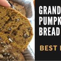 Grandmas Top Secret Pumpkin Bread